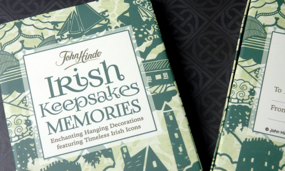 Irish Memories Packaging