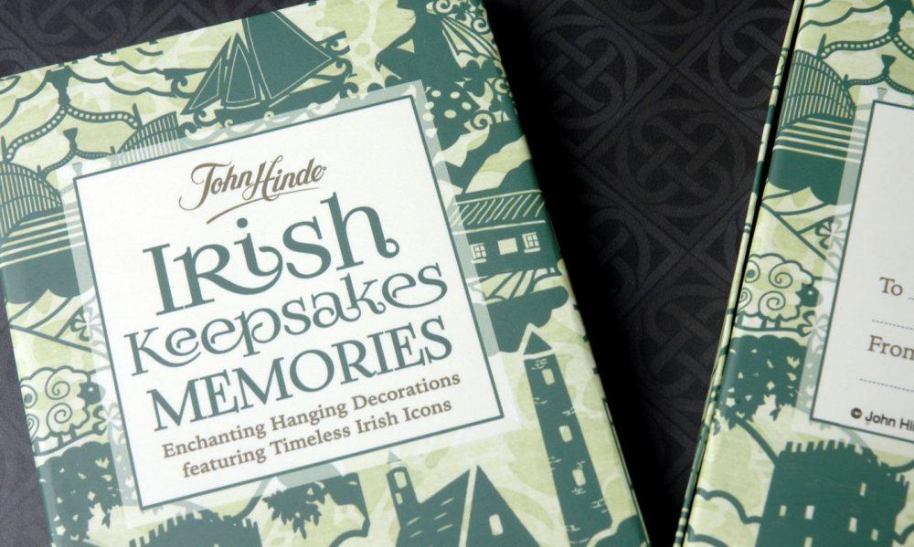 Irish Memories Packaging