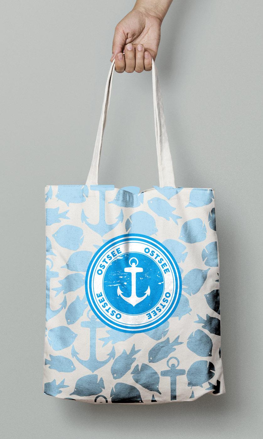 Ostsee tourist Bag Concept